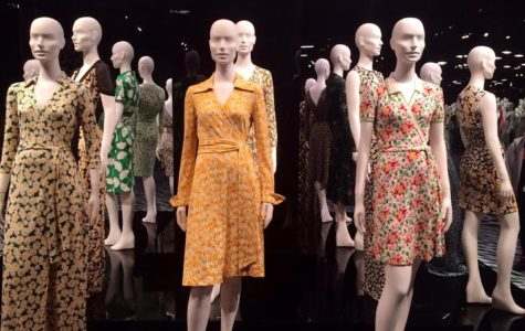 LACMA Features Dianne Von Furstenberg: 'The Journey of A Dress'