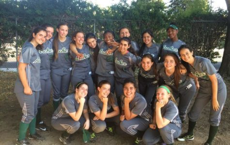 Varsity Softball Participates in Playoffs