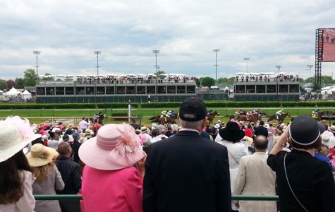 Kentucky Derby Attracts Thousands