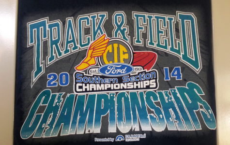 7 Varsity Track Runners compete in CIF Division 4 Prelims