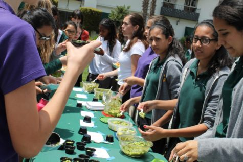 Hermanas Unidas hosts 'Holy Guacamole' Competition