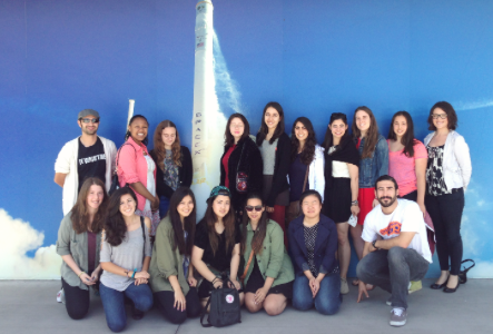 Advanced Physics Students Visit SpaceX