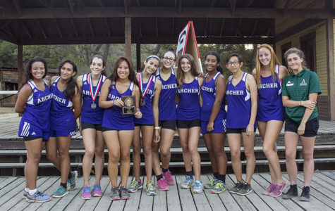 Cross Country Places 2nd at Viewpoint Invitational