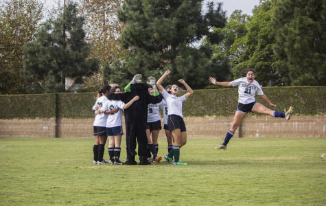 Varsity Soccer Team Plays Faculty in an 'Epic' Soccer Game