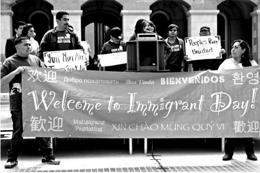 Op-Ed: Immigrants Revitalize Californian Social Landscape