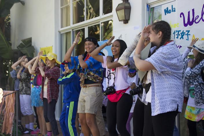 Student Council organizes 'active and enthusiastic' Spirit Week