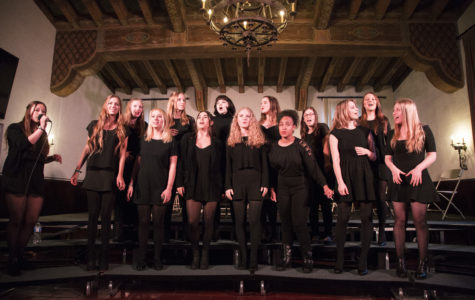 Spring concert proves 'springing' success
