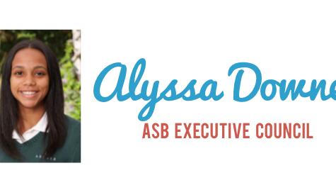 Meet the Candidate: Alyssa Downer '17
