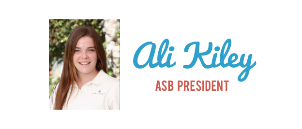 Meet the Candidate: Ali Kiley '16