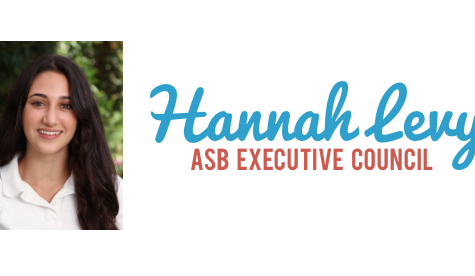 Meet the Candidate: Hannah Levy '16