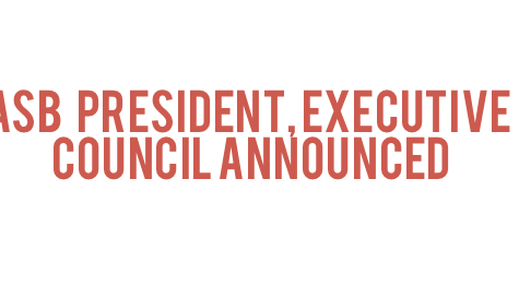 BREAKING: ASB President, Executive Council Announced