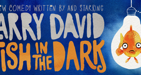 Comedian Larry David writes gripping play 'Fish in the Dark'