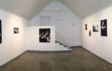 Miklaucic and Marshall's work will remain in the Eastern Star Gallery until May 19. The Gallery Management and Design class curated the pair's artwork for this show.