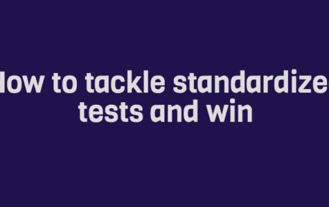 How to battle standardized tests and win