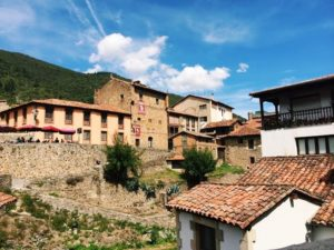 Sumpter visited the small town of Potes during her time in Spain. Potes is a part of the Cantabria region, on the northern coast of Spain. Photo courtesy: Gabrielle Sumpter '16