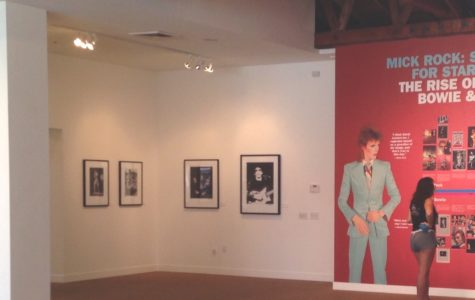 'Mick Rock: Shooting for Stardust' brings back the '70s with Bowie Exhibit