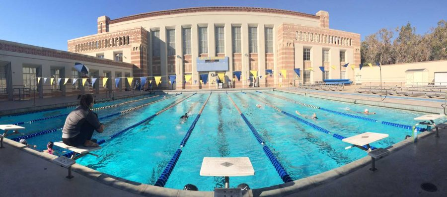 Middle+School+Swim+Team+practices+at+UCLA+pool.+Archer+practices+at+UCLA+since+there+is+no+pool+on+campus.+++++++