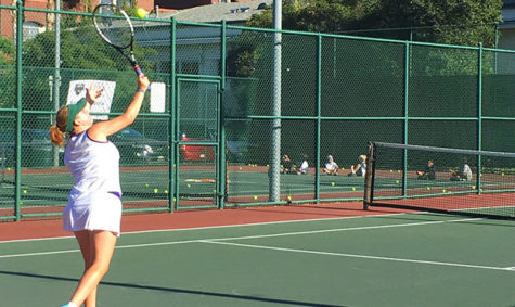 Q&A with 2015-2016 Varsity Tennis Captains: Gabrielle Sumpter, Sarah Boehm