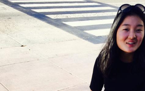 Marine Yamada '17 selected for worldwide girls' school leadership conference