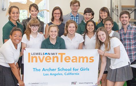 Archer group named official Lemelson-MIT InvenTeam, receives grant