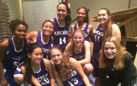 Q&A with 2015-2016 Basketball Team Co-Captain Marcela Riddick '16
