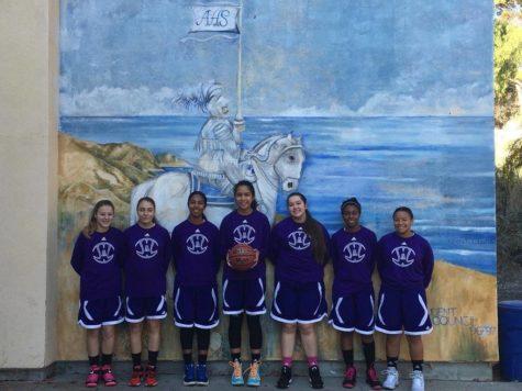 Varsity basketball begins league play