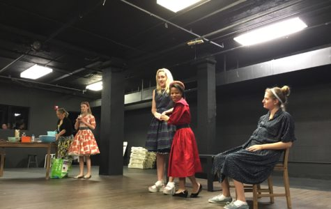 Drama Queens emulate the '50s and '60s in comedy performance