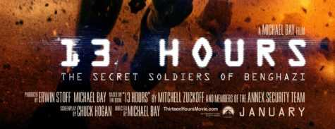 '13 Hours' engages audience, lacks impact