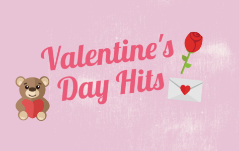 February Playlist: Get Lovey Dovey on Valentine's Day