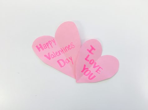 3 craft ideas for Valentine's Day
