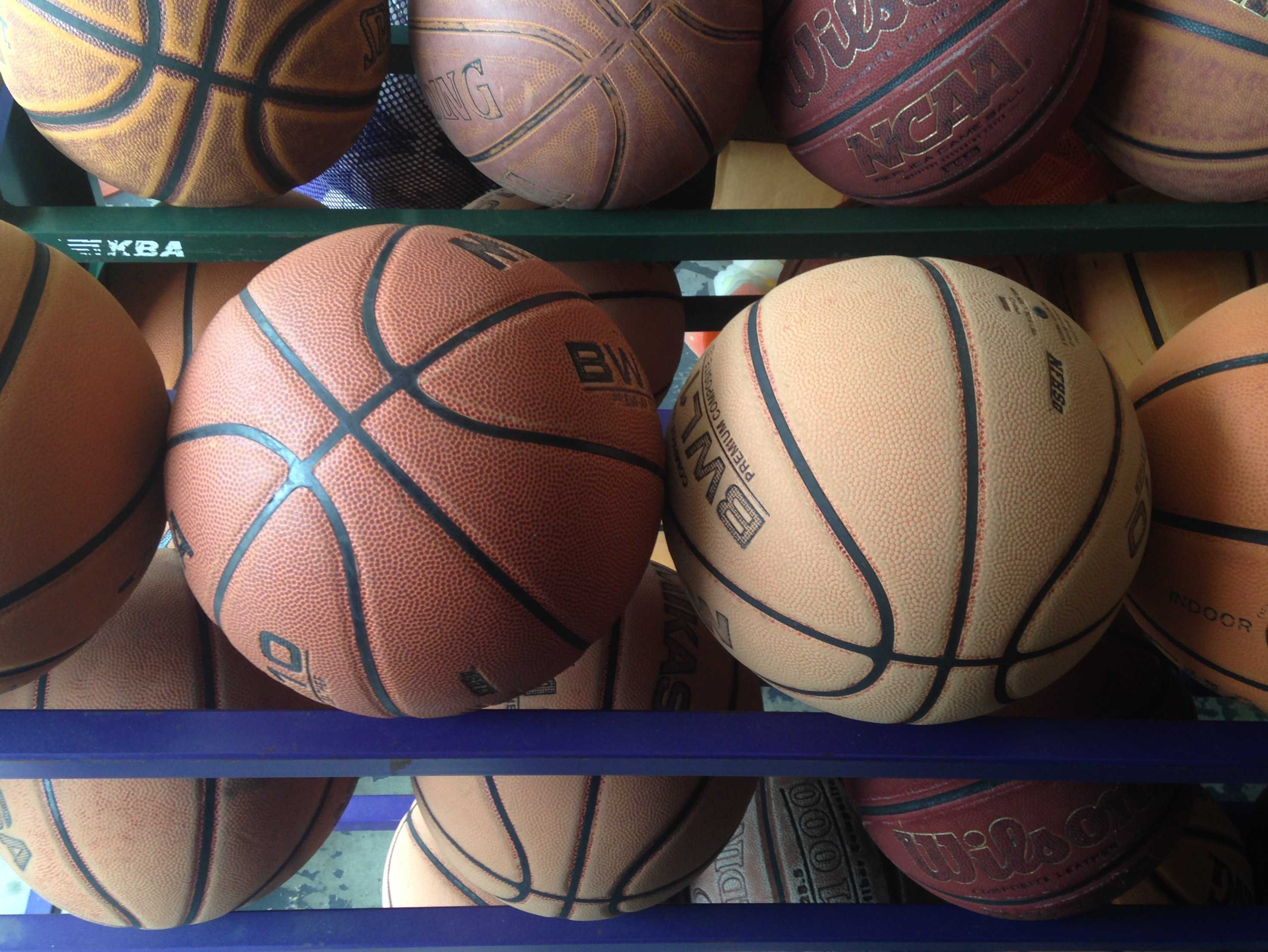 March Madness is the month long playoff that leads up to the Division I NCAA Men's Basketball Championship. In it, a starting sixty four college teams compete against one another— win or go home.