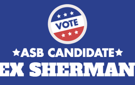 Meet the Candidate: Alex Sherman '17