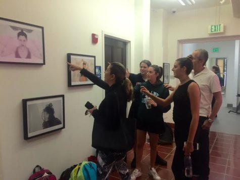 Unpacking the 'Layers' with Seniors Ella Angel and Erika Kort '16