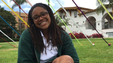 Humans of Archer Episode 2: Cydney Davis '18.
