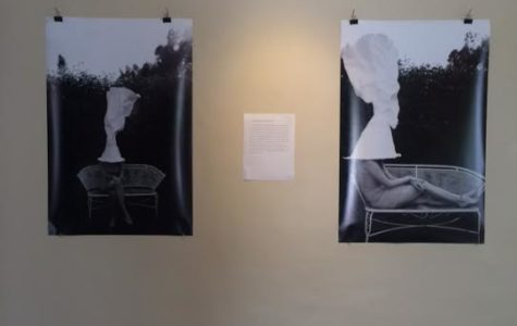 Ava-Rose Beech's art displays 'difficulties and understanding the duality of being a woman'