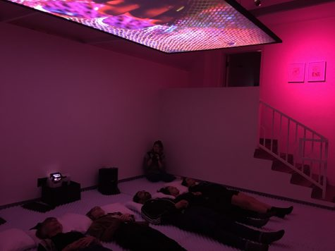 Julie Weitz brings ASMR relaxation to Eastern Star Gallery