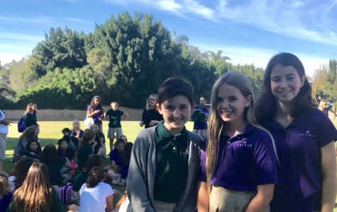 Meet the 2016-2017 middle school class reps, president