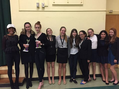 Archer Debate dominates second tournament with 'impressive performance'