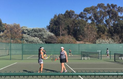 JV, varsity tennis teams conclude seasons with 'good collaboration'