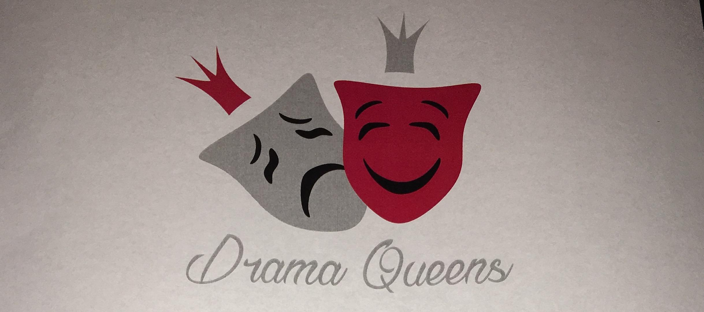 The advanced theatre class, better known as the Drama Queens, put on performances for the whole school during lunch. Their most recent showcase consisted of two monologues, two comedic scenes, a dramatic scene and a song. Photo by: Nelly Rouzroch '18.