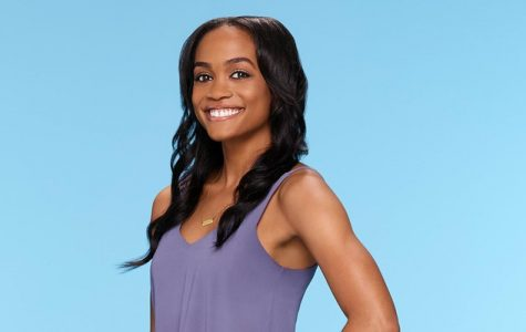 The next Bachelorette Rachel Lindsay poses for her contestant photo on the Bachelor. Lindsay is the first Black Bachelorette lead. Production photo source: ABC.com