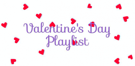 February Playlist: Valentine's Day 2017
