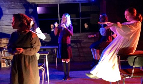 More than a play, 'The Crucible' explores political issues today