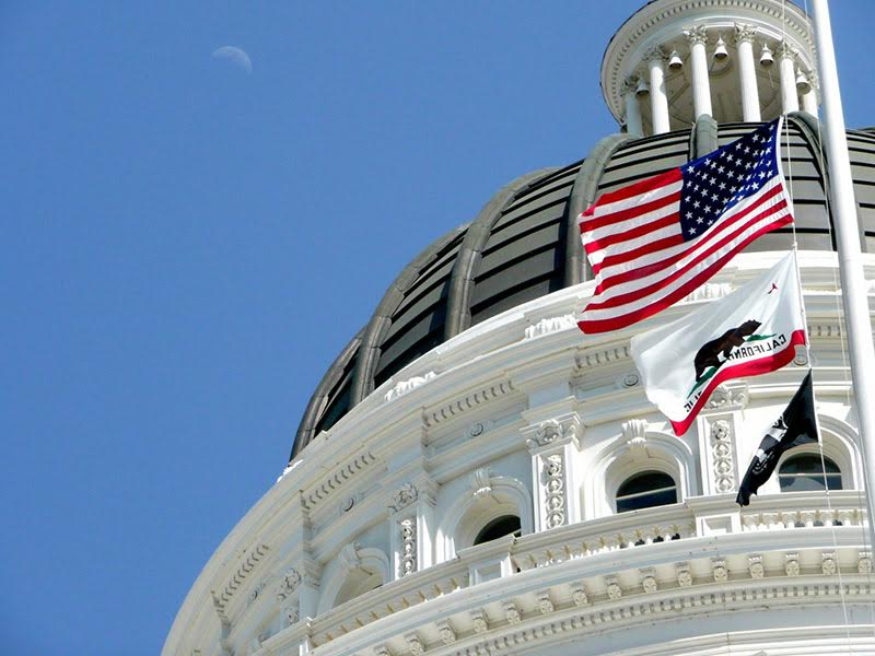 A photo of the capitol in Sacramento, California. The Los Angeles primary elections took place on March 7. Image Source: ca.gov