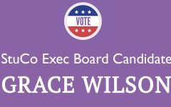 Meet the Candidate: Grace Wilson '20