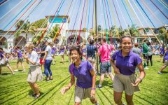 Archer Maypole tradition weaves together past, present