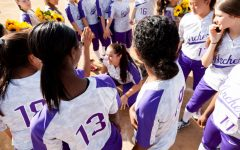 'Trust' helps varsity softball win league, move on to CIF playoff