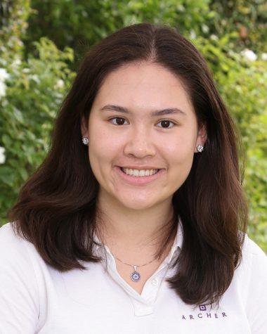 Photo of Cybele Zhang