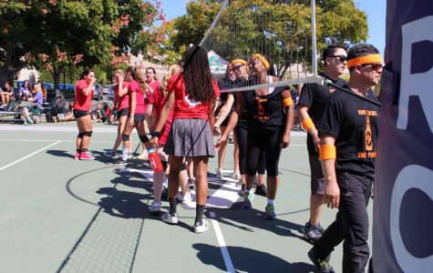 'Hawt' no more: students defeat reigning faculty team in third annual student vs. teacher volleyball game