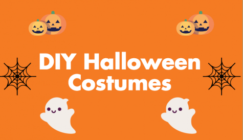 Six creative DIY Halloween costumes
